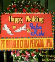 """""""karangan bunga pernikahan di medan"""""""