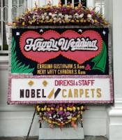 Toko Bunga di Kota Medan